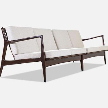 Ib Kofod-Larsen Sectinal Sofa or Love Seats for Selig