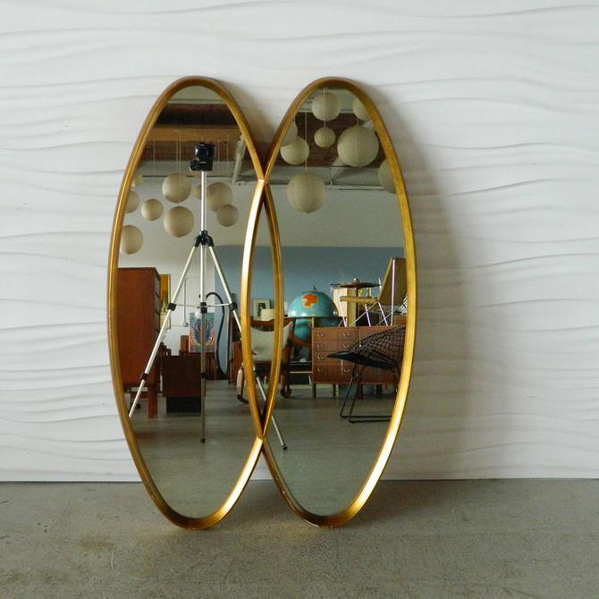 HA-18081 Interlocking Painted Mirrors