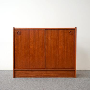 Mid Century Modern Teak Cabinet - (D856) by ByDesignModern