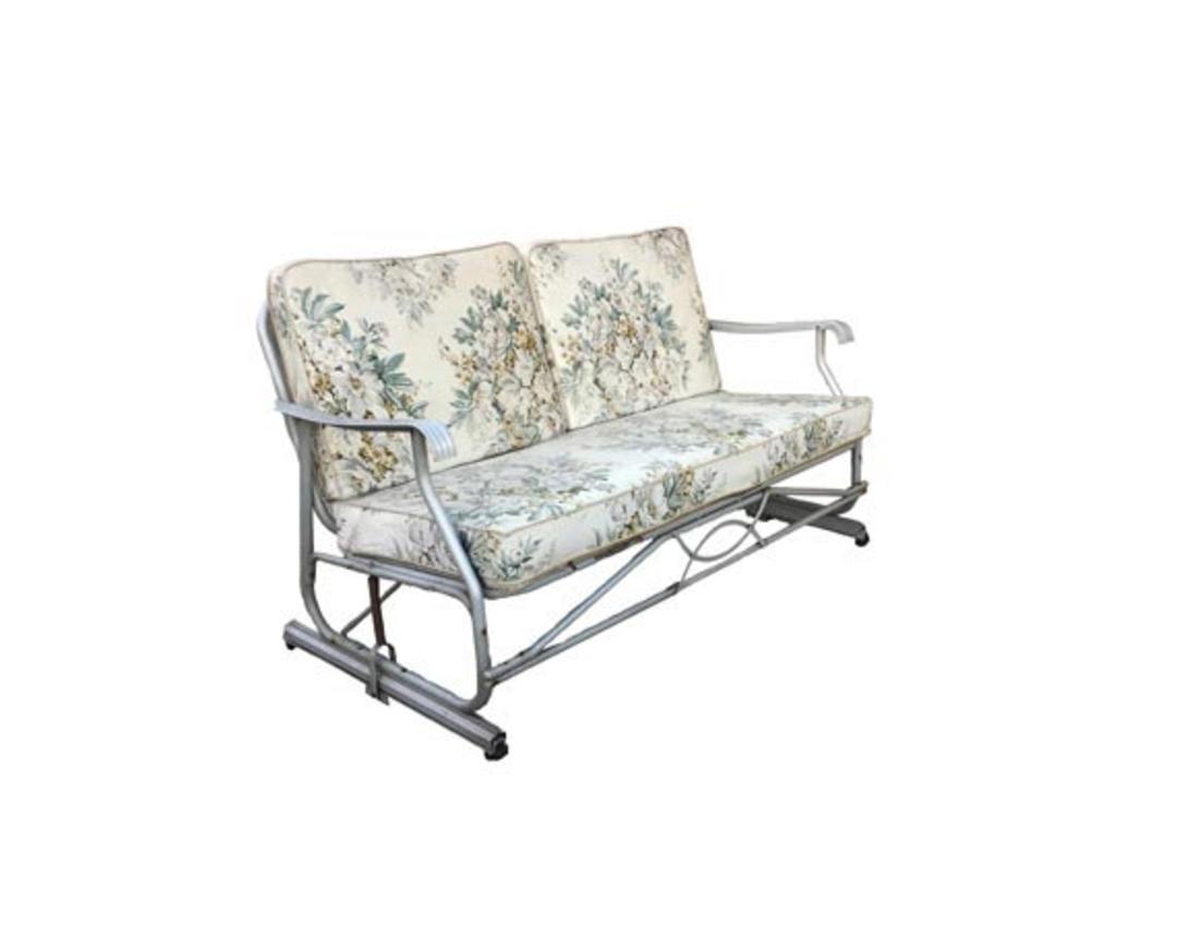 Sale Vintage Porch Glider 1960 S Vintage Patio Furniture