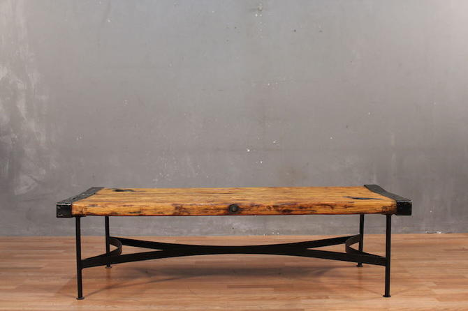 S.S. Exbrook Ship's Hatch Coffee Table – ONLINE ONLY