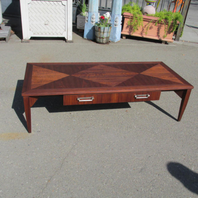 BAKER MID CENTURY COFFEE TABLE