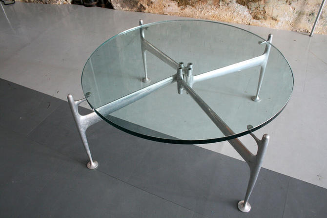 Rare Coffee Table by Alexander Girard for Herman Miller
