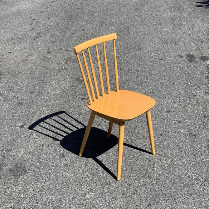 Vintage Billund Stolen Windsor Chairs
