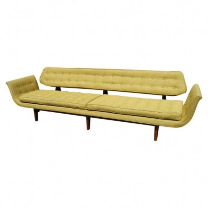La Gondola Sofa, Model 5719, by Edward Wormley for Dunbar