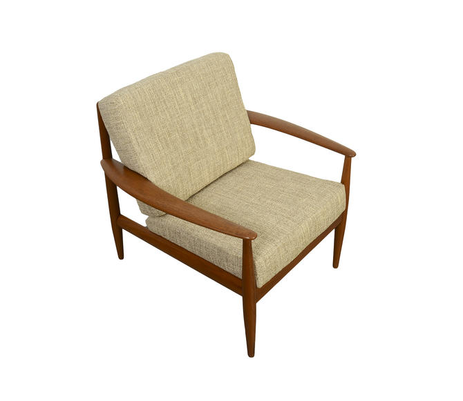 Teak Lounge Chair by Grete Jalk France & Son Model 118 Danish Modern by HearthsideHome