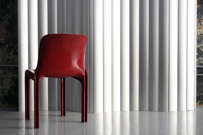 Selene Chairs by Vico Magistretti