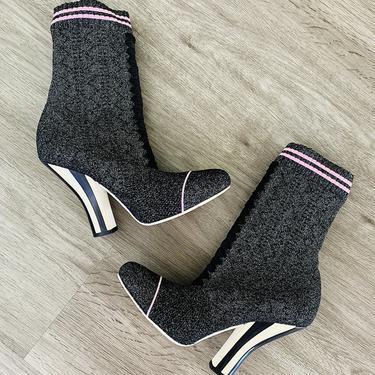 Fendi Booties
