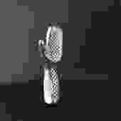 1920's 'Zimmer' Aluminum Hand Brace on Stand