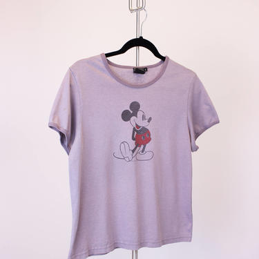 80's Mickey Mouse Tee by DevilSlang