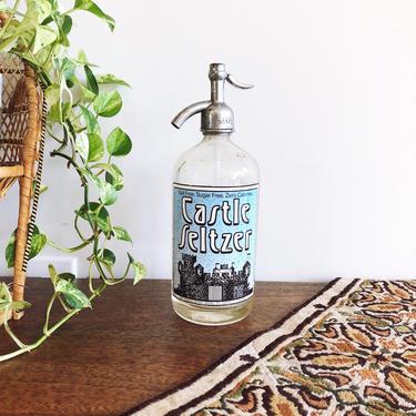 Vintage Seltzer Bottle from Derby, Connecticut by TheDistilleryVintage