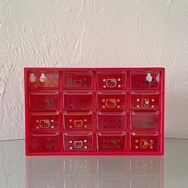 Sanrio Mini Drawer Organizer
