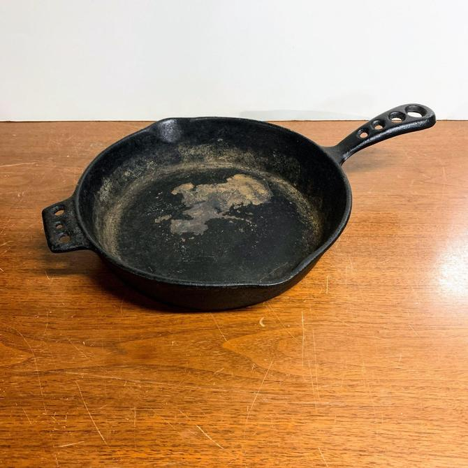 Vintage Nordic Ware Cast Iron Skillet Rare by OverTheYearsFinds