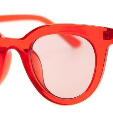 Red Hotsy Totsy Sunglasses