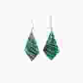 Amazonite Kite Earrings