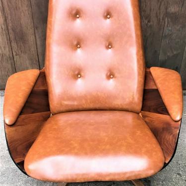 Plycraft George Mulhauser 1st Edition Mr. Chair