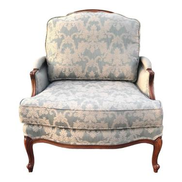 Ethan Allen Versailles Bergere Chair by 2ndStoryTradingCo