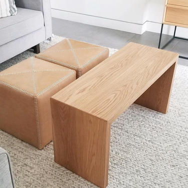 Custom Bench Sized For You by abdobuilds