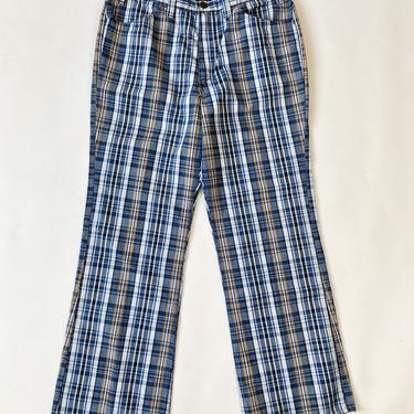 Levi's Big E Plaid Pants