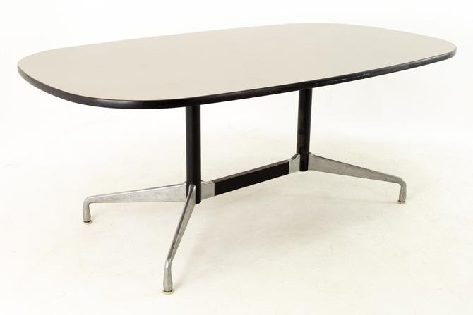 Charles and Ray Eames for Herman Miller Aluminum Group Mid Century Conference Table - mcm by ModernHill