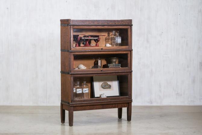 Hale Mfg. Co. Barrister Bookshelf
