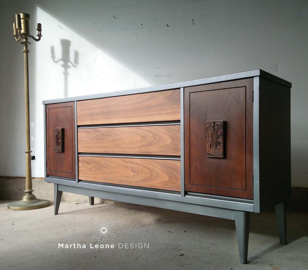 Bassett Furniture Bassett Va: AVAILABLE Bassett Credenza / Bassett Buffet From Mayan