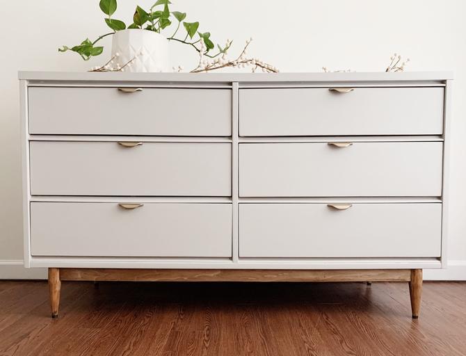 Mid-Century Modern Dresser by madenewdesignct