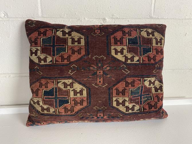 Antique Tekke Bohkara Pillow