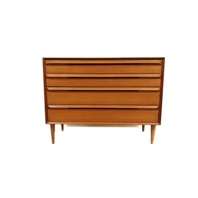 Vintage Modern Dresser In Teak by minthome