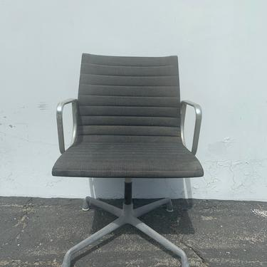 Herman Miller Task Chair Armchair Desk Mid Century Modern Pollock Knoll Style Office Midcentury Eames Writing Swivel Lounge Vintage Seating by DejaVuDecors