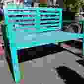 Acacia Patio Bench