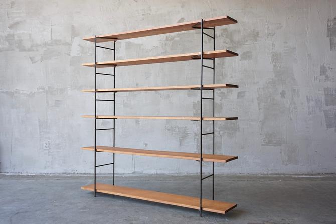 Luther Conover Freestanding Shelving by FandFVintage