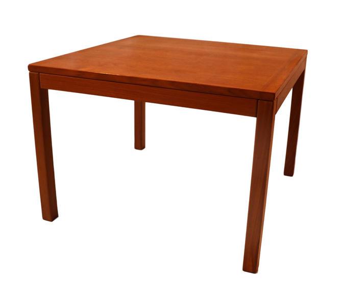 Mid Century Modern Vejle Stole Mobelfabrik table by Marykaysfurniture