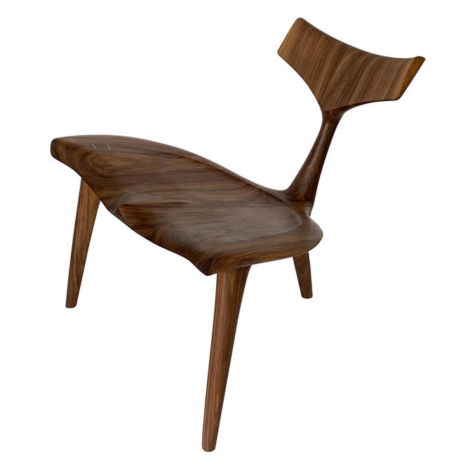 Whale Chair by Morten Stenbaek