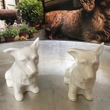 Belleek Ireland Collectible Dog Porcelain Figurines (Only gold label available) by CaminoCollective
