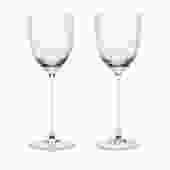 Gorman White Wine Set 2pc   Clear