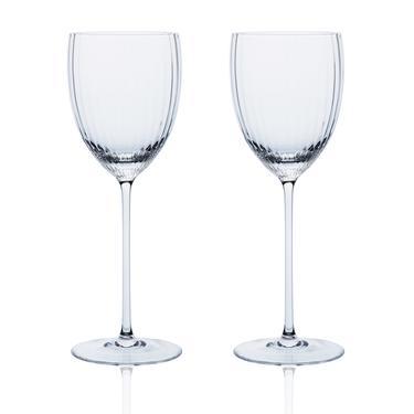 Gorman White Wine Set 2pc | Clear