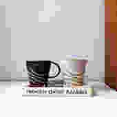 This Time Tomorrow: A Mid-Century Modern Mug