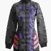 Mary Katranzou x Adidas Zip-Up Coat
