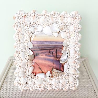 White Shellegance Frame