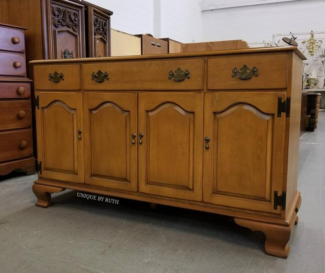 Customizable - Ethan Allen Sideboard Buffet by UniquebyRuth