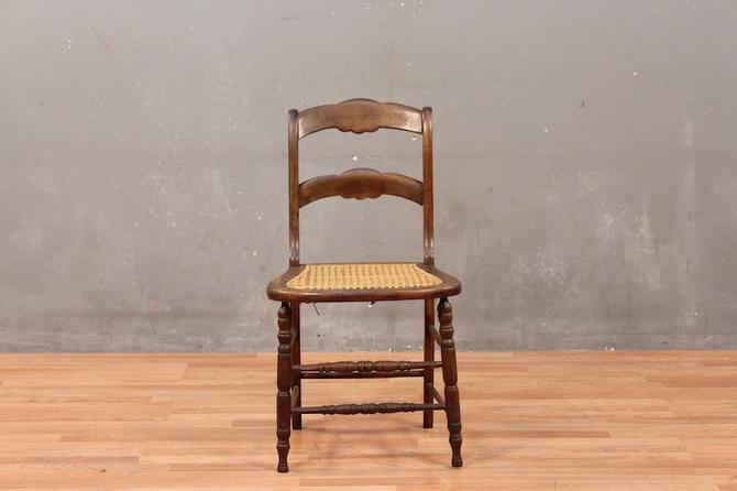 Country Cane Side Chair – ONLINE ONLY