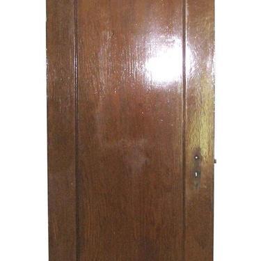Vintage 1 Pane Pine Closet Door 77.875 x 23.875