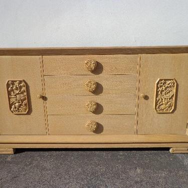 Console Cabinet Storage James Mont Asian Regency Chinoiserie Dresser Bureau Chest Drawers Media Buffet Sideboard Table CUSTOM PAINT AVAIL by DejaVuDecors