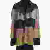 Missoni Fringe Poly Jacket