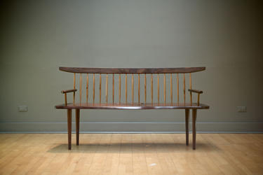 wooden bench bench furniture midcentury modern home décor décor