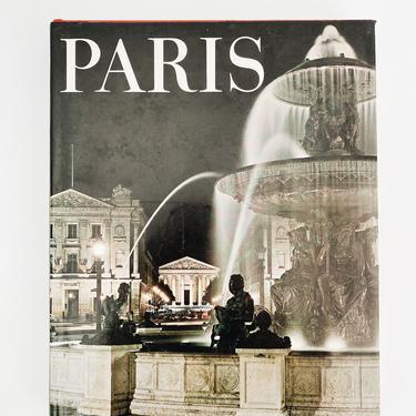 PARIS <BR> COFFEE TABLE BOOK