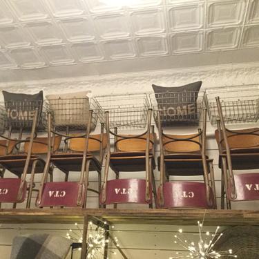 "Vintage ""CTA"" Chair"