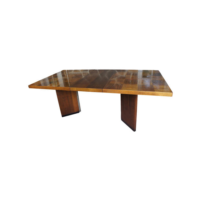 1960s Brutalist Lane Mosaic Series Dining Table by MetronomeVintage