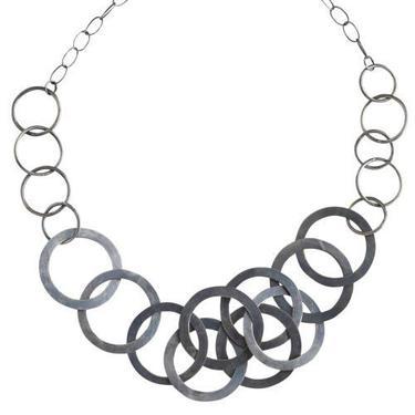 Hom Art - Ora Ten Moran Necklace - Silver